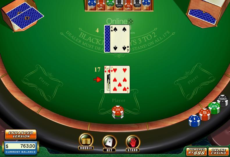 casino jack online black