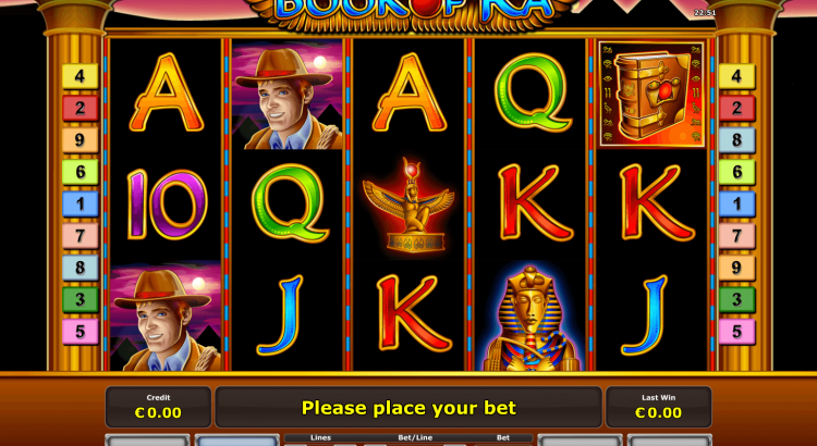 Casino Aams Book Of Ra
